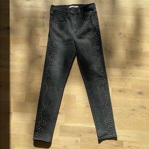 Mile High Super Skinny Levi's Jeans NWOT